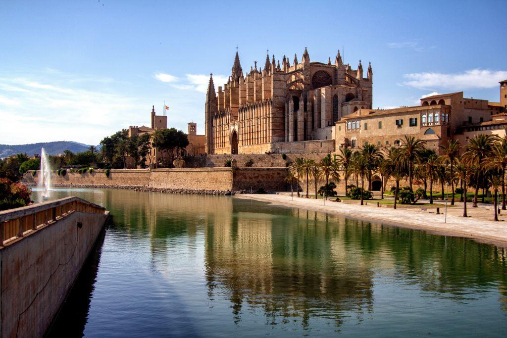 Spanien - Mallorca - Palma Cathedral