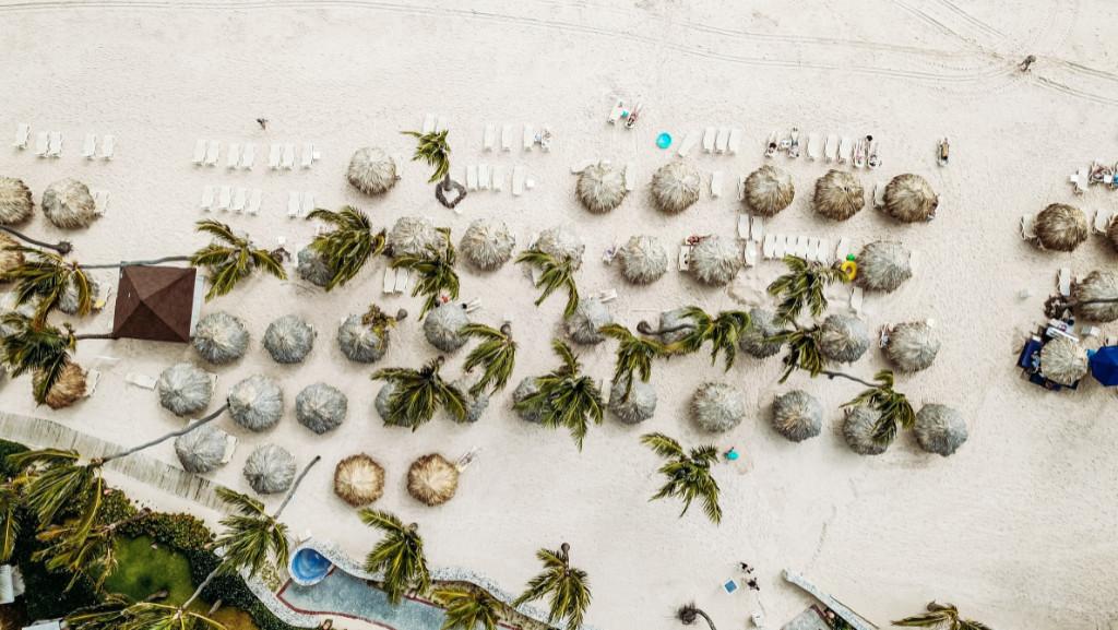 Den Dominikanske Republik - Punta Cana - strand - rejser