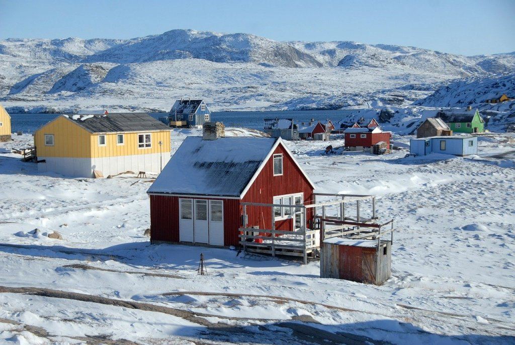 Grönland Rodebay Travel