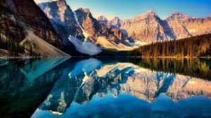 Canada Moraine Lake Travel