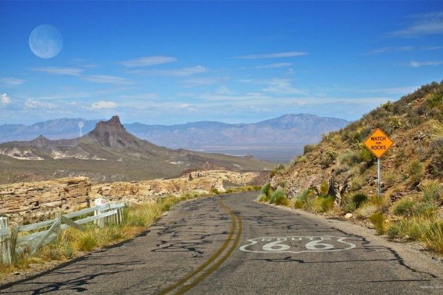 USA Route 66 Travel