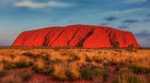 Australien Ayers Rock Rejser
