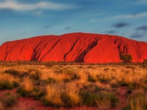 אוסטרליה איירס רוק נסיעות