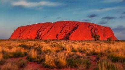Australija Ayers Rock putovanja