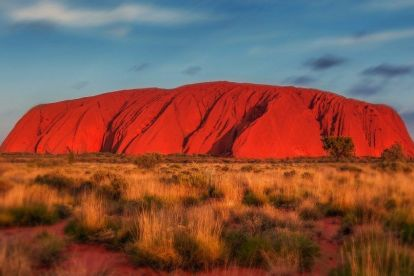 Australia Ayers Rock Travel