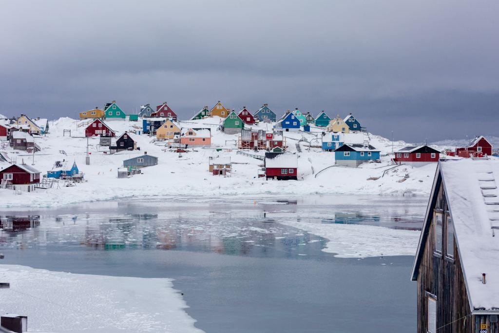 Grönland Aasiaat Travel