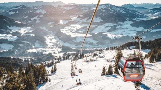 Austria Hohe Salve Hopfgarten viaja
