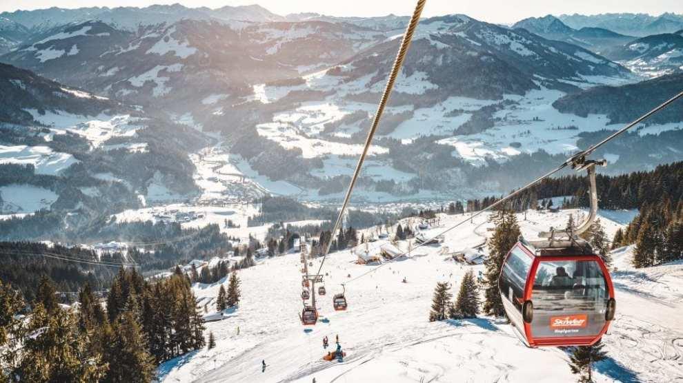 Austria Hohe Salve Hopfgarten travels