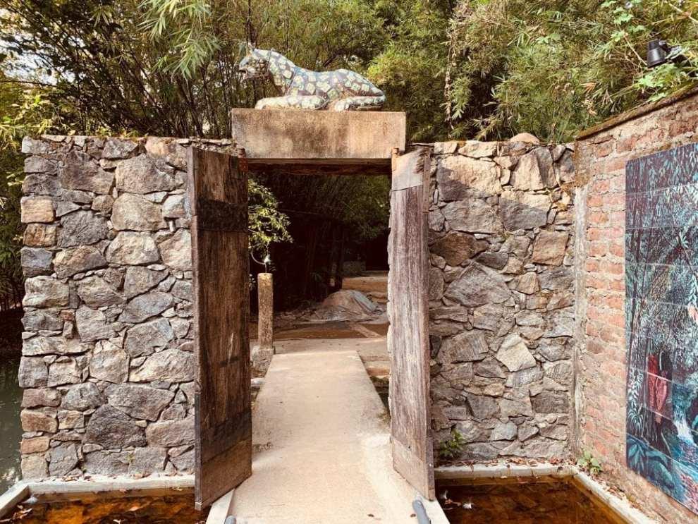 Sri lanka Diyabubula hotel rejser