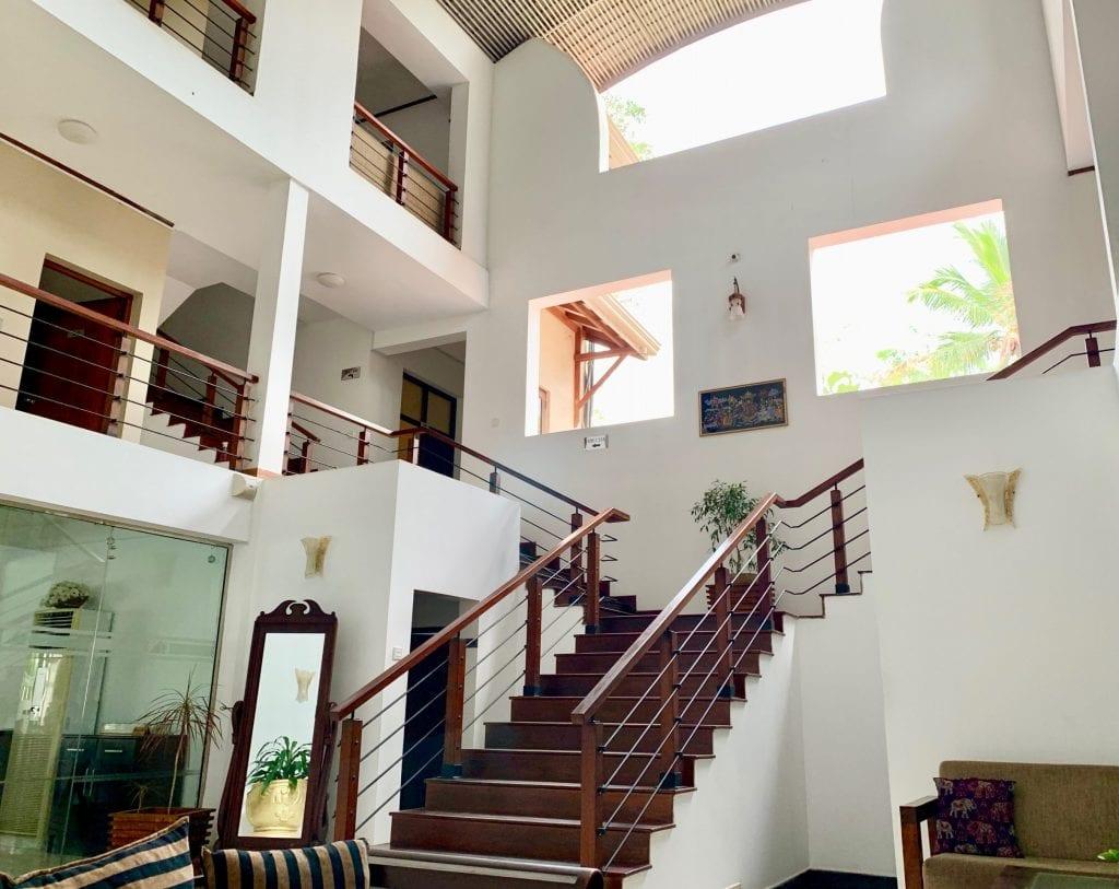 Sri lanka - yala - hotel lavendish okrin - rejser