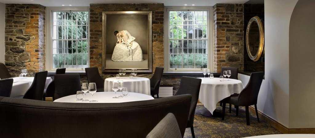 Irland Dublin restaurant rejser