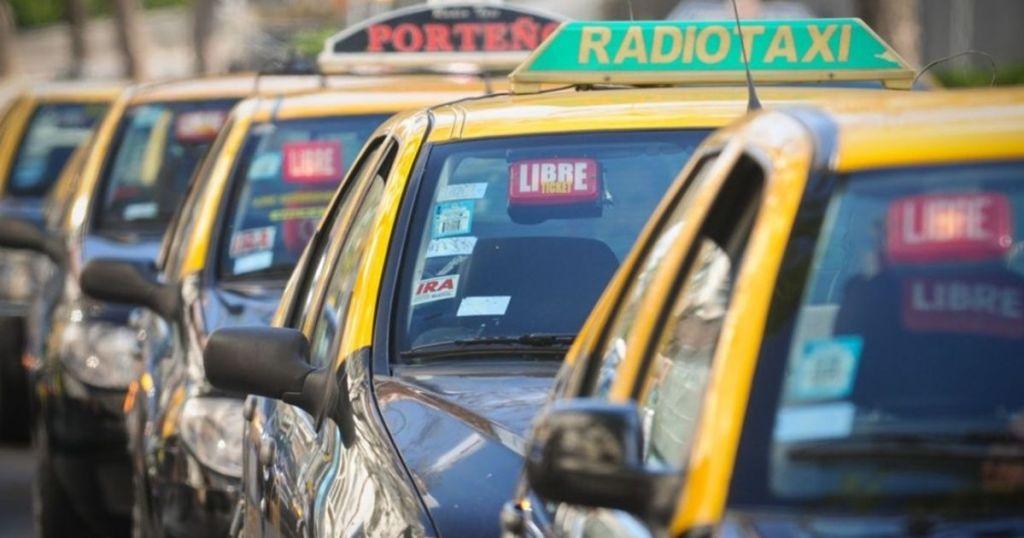 Argentina buenos aires taxi bil rejser