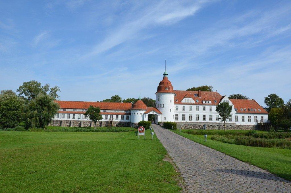 Danmark - Als, Nordborg, slot - rejser