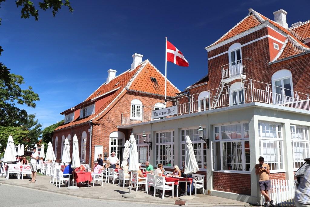 Danmark - Skagen, Brøndums Hotel - rejser