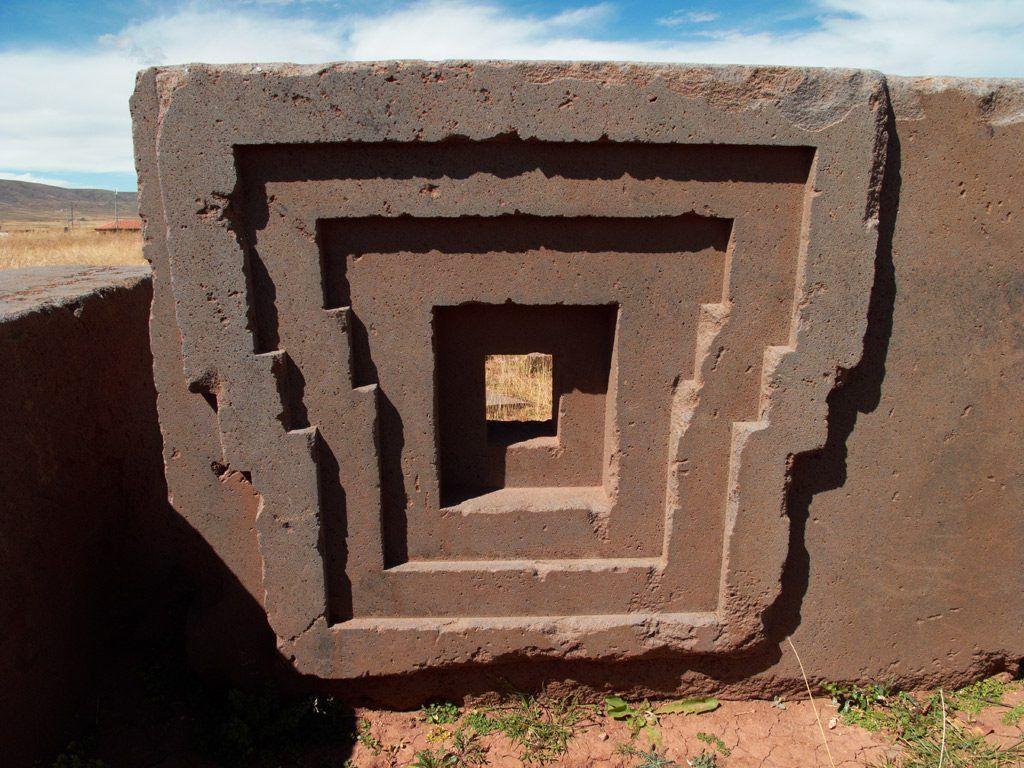 Bolivia Tiwanaku Puma Punku travel
