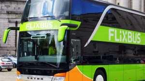 Danemark Bus Flixbus Copenhague Aarhus photo de presse Voyage