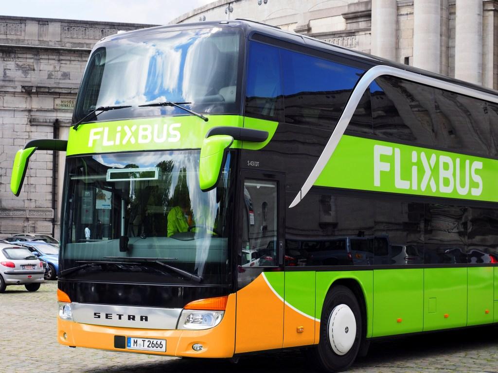 Danski autobus Flixbus Kopenhagen Aarhus press fotografija Putovanje