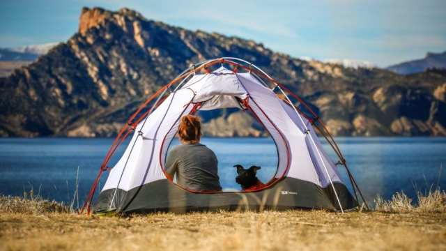 tent travel camping