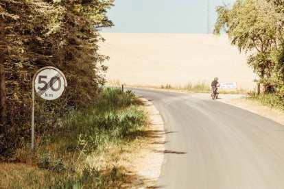 אופני כביש נסיעות דנמרק -