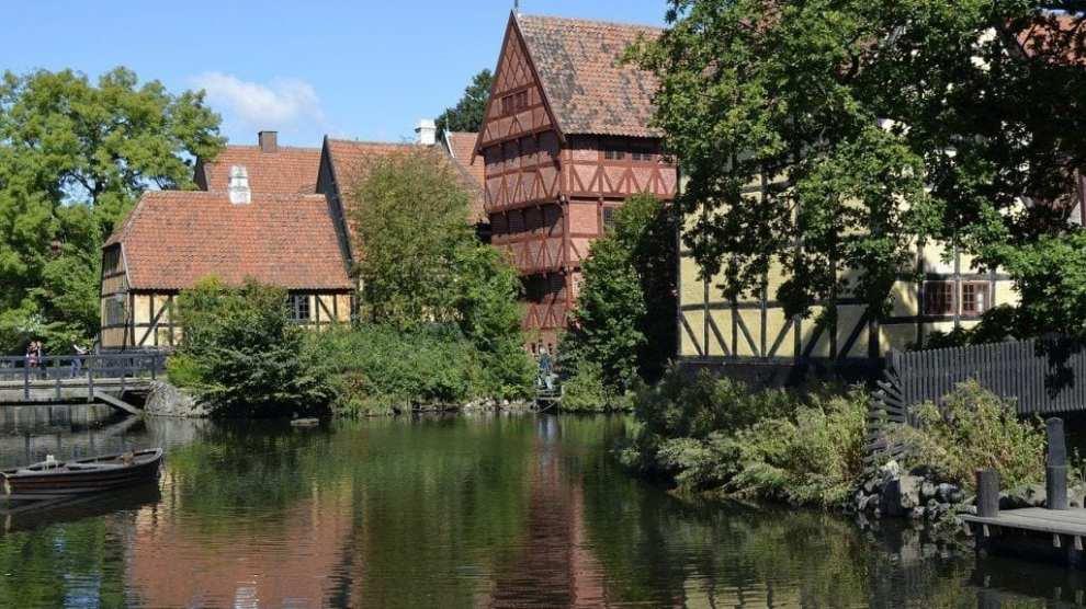 Denmark - Aarhus, The Old Town - travel