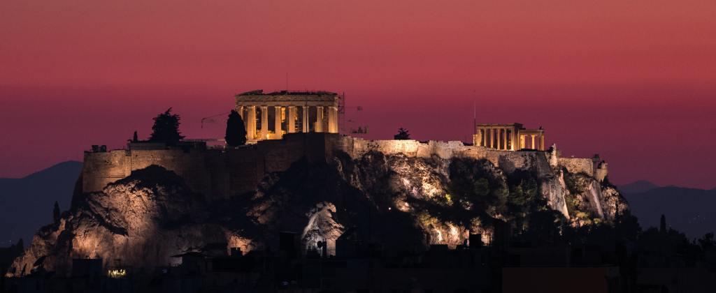 Grækenland Athen rejser