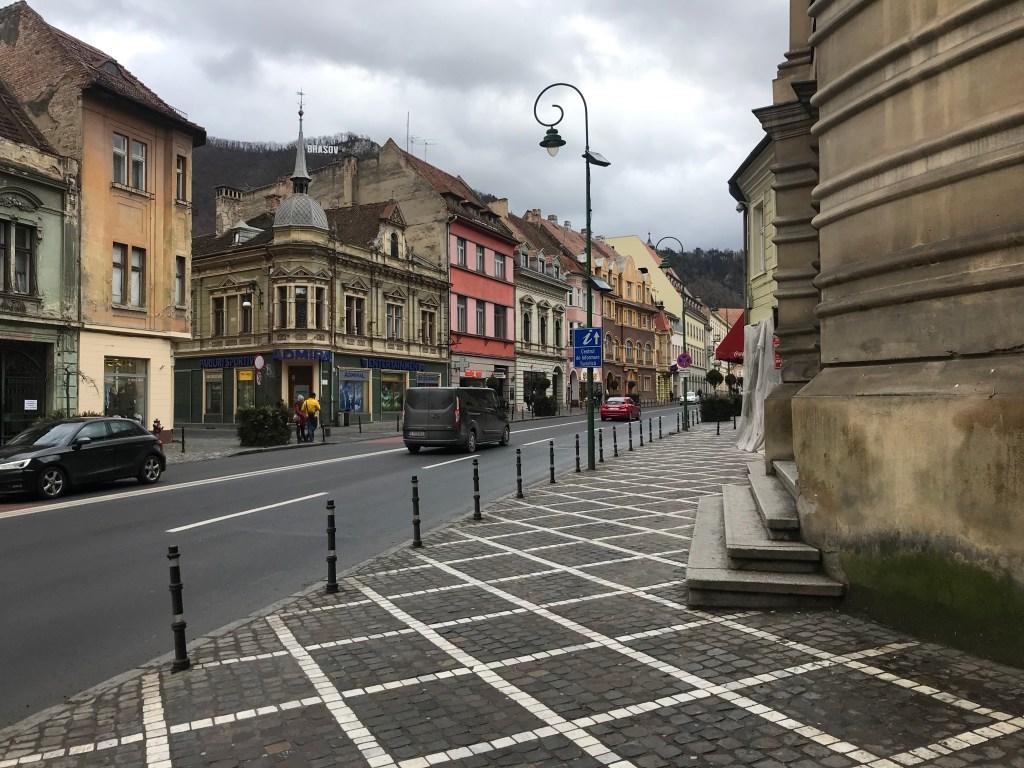 Rumænien Brasov rejser