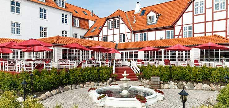 Danmark Næstved Hotel kirstine rejser
