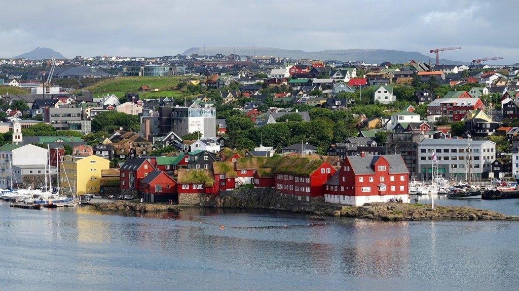 Các chuyến đi đến Quần đảo Faroe Torshavn