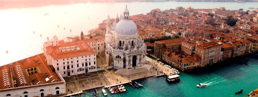 Italien - Venezia- Banner - rejser
