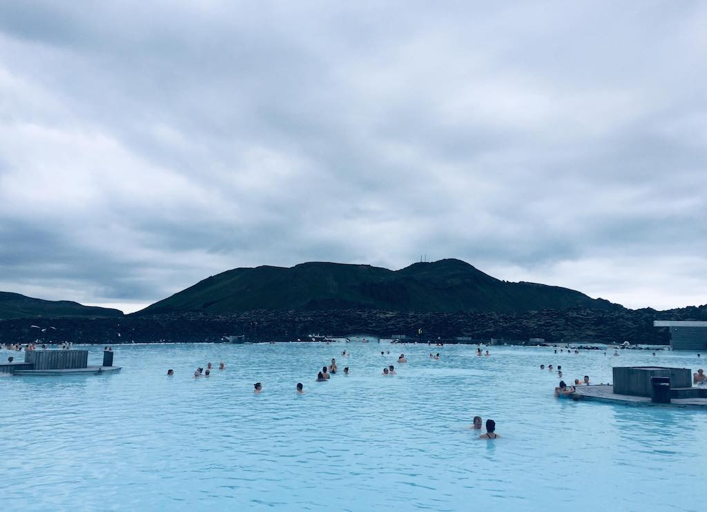 Island - Blue Lagoon - Rejser