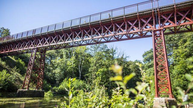 Horsens - Danemark - pont