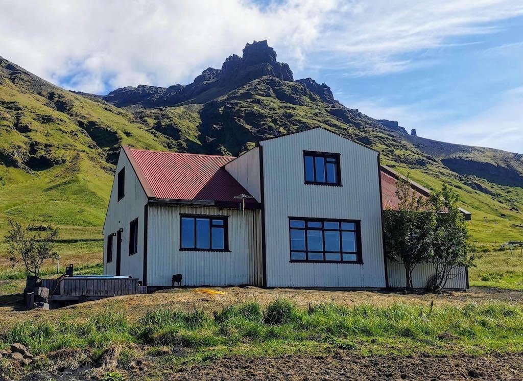 Island - Selkot - hus - Rejser