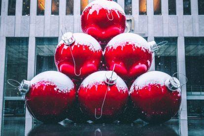 Joulu - NYC - Matkailu