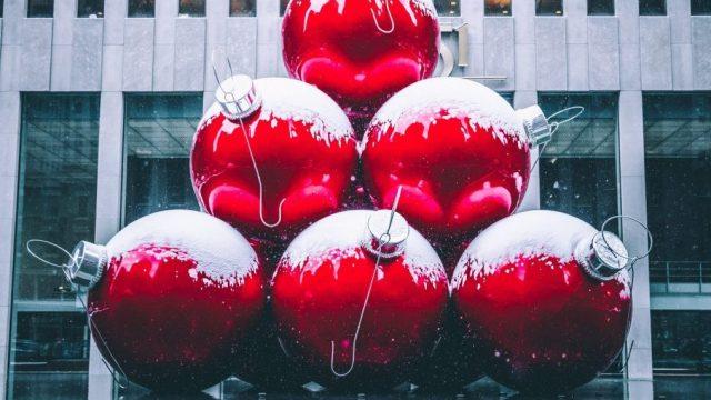 Božić - NYC - Putovanje