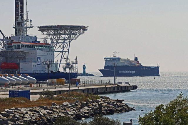 Denemarken - Bornholm - Veerboot - Reizen