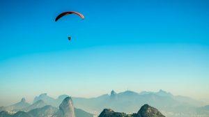 Brasil - Rio - Reise - Fjell