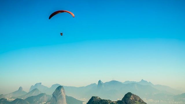Brazil - Rio - Travel - Mountains