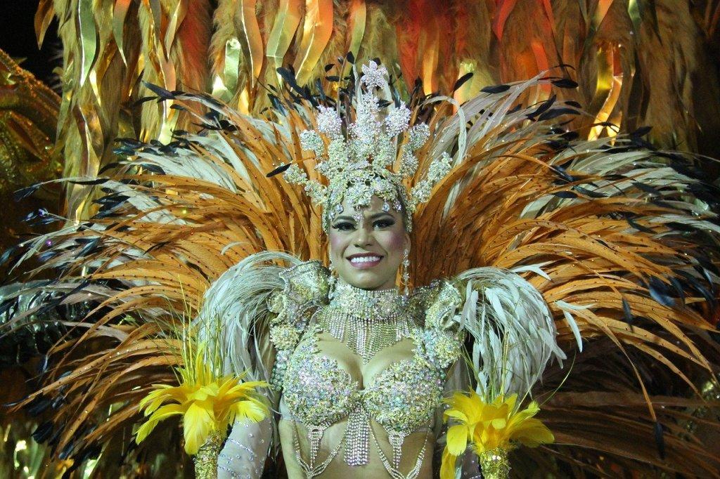 Brasilien - karneval - guide til rio -rejser