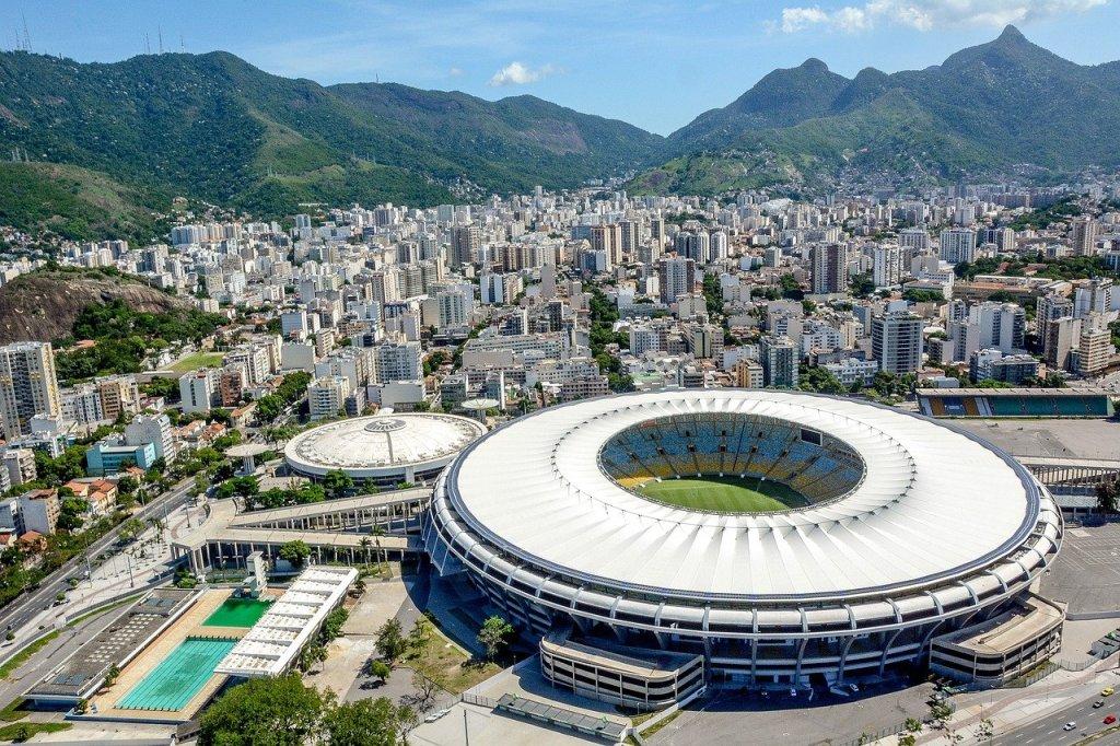 Brésil - Maracana - Rio de Janeiro - Football - Voyage