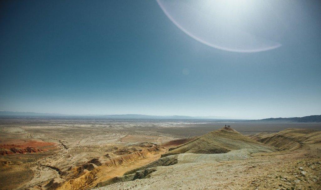 Rejse til Kasakhstan - Almaty - ørken - rejser