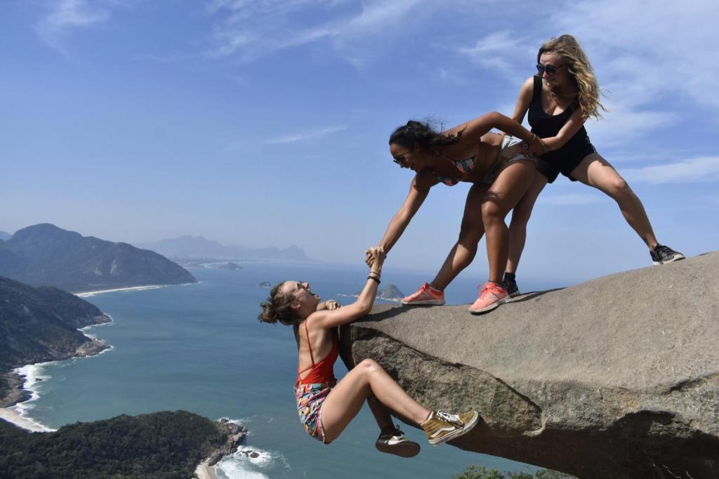 Brésil - Rio - Montagnes - Voyage