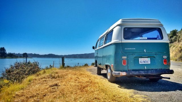 campervan - rejser
