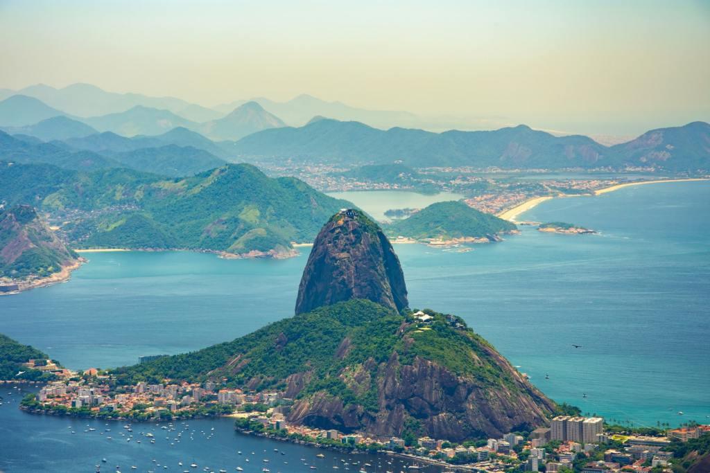brazil - rio de janeiro - sugar peak - travel