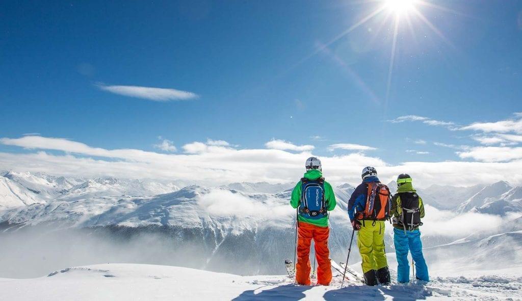 Livigno - Italien - Ski
