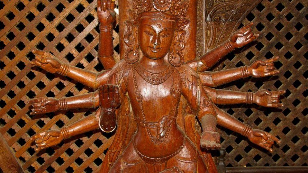 Nepal - Asien - Gudinde - Kumari - Rejser