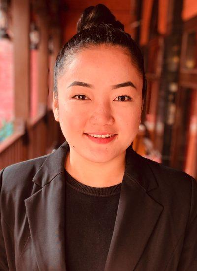 Nepal - Asien - kvinde - portræt - rejser