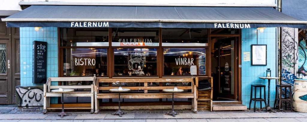 Falernum Vinbar (Privat foto) - rejser