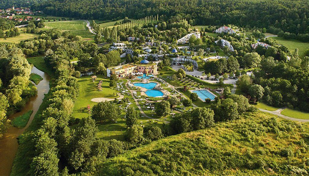 Rogner Bad Blumau - Spa - Hôtel - Autriche - Voyage