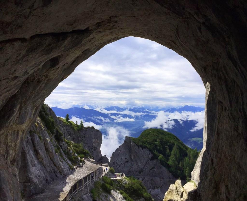 eisriesenwelt, bjerg, rejser, seværdigheder i østrig