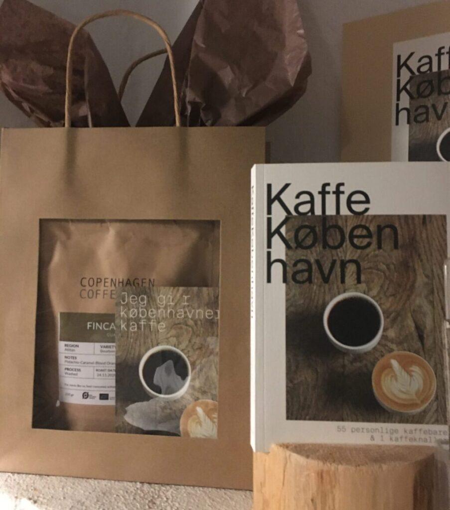 Copenhagen Coffee Book Travel, nieuwsbrief